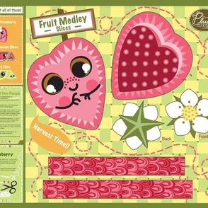Strawberry Kawaii CUT & SEW DIY