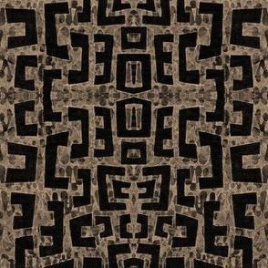 black letters remix