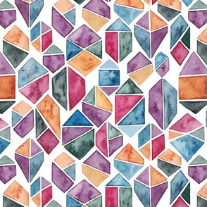 Jewel-tone Gems