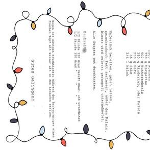 Stollen Recipe - Stollen Rezept