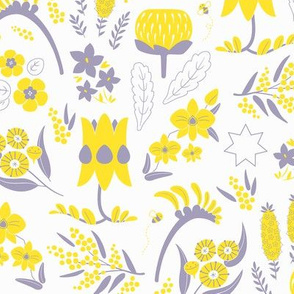 A Place to Flourish (Yellow)