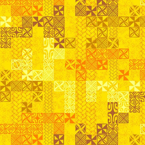 Tapa Tuesday Yellow