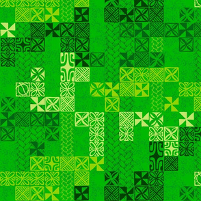 Tapa Tuesday Green