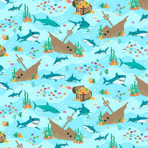 sharks_aqua