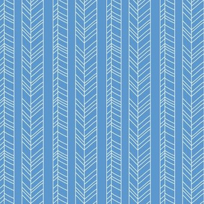 Fallen Stripes Blue