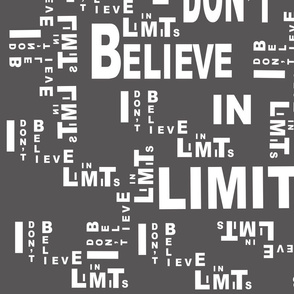 Inspirational sports quote typography