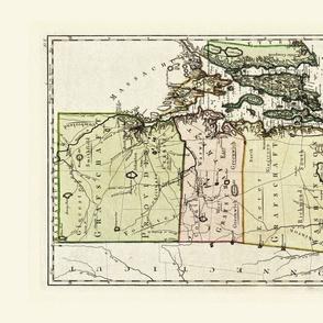 Rhode_Island_Vintage_Map_Tea_Towel_fatquarter_Roostery