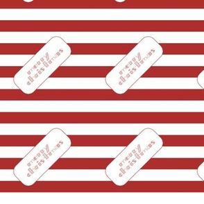 Christmas Tags & Stripes