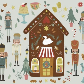 Nutcracker & Gingerbread