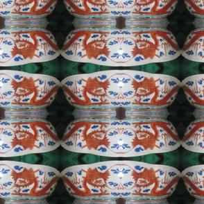 IMG_0763  Antique Chinese Bowl - Dragon
