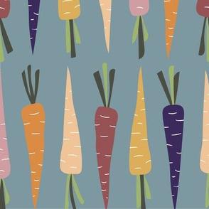 Spring Carrots Rose