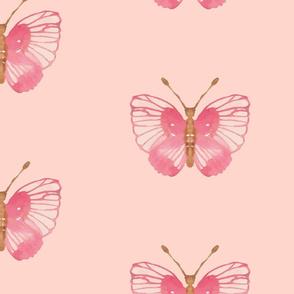 64. Butterfly Peach