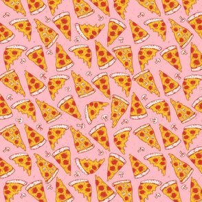 Pizza Night - Pink