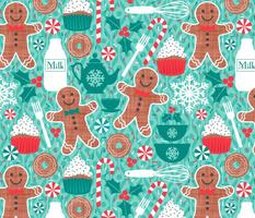 Gingerbread Christmas Treats