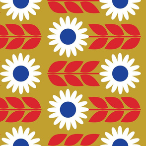Fika Flower Yellow