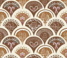 Gingerbread Tiles © Jennifer Garrett