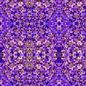 ultra violet triangles