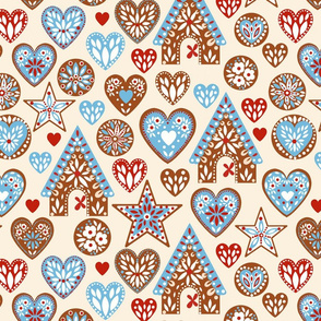 Love Gingerbread ©Kirsten Katz