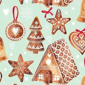 Nordic Gingerbread