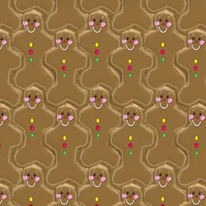 Kedoki Gingerbread Men