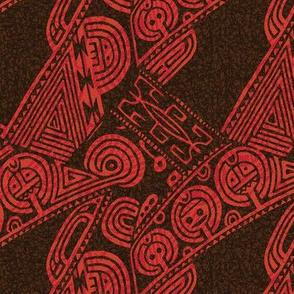 Tatau Marquesan 1a