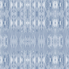 sof blue ikat
