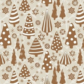 Gingerbread Forest - Neutral