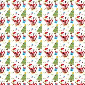 Santa Claus Mix Up Small