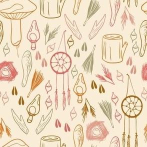Woodland Doodles