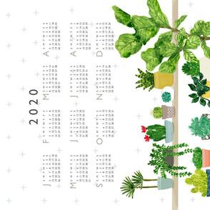 Plant Lady Calendar