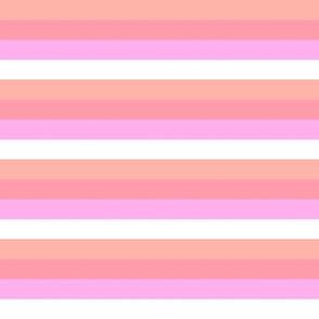 Popsicle-stripes