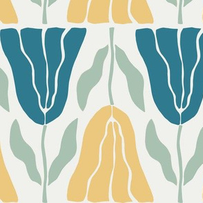 Squiggle Floral