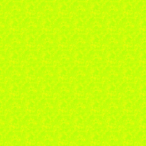 Green tint on yellow