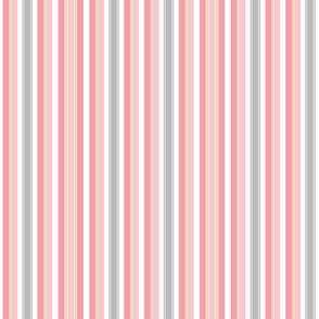Sunset Stripe Pink