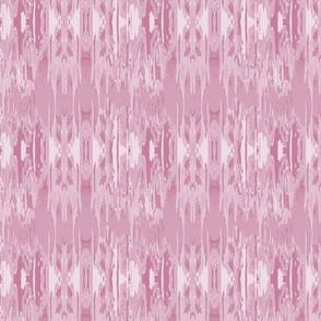 dusty pink ikat