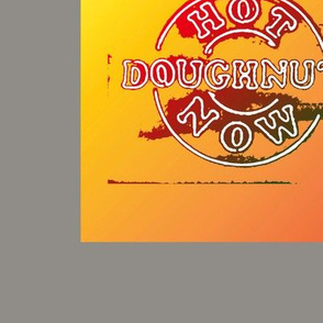 Hot Donuts Now !