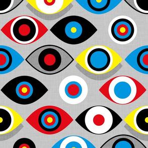 Eye on the Target
