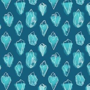 Polar Gems  Little / Teal