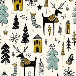 Wonderland - Christmas Cream