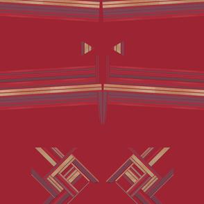 Dora Milaje Red Full Design