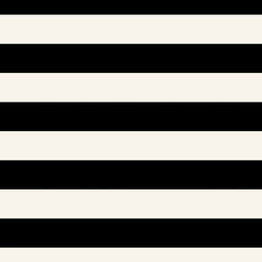 stripes LG black and off-white