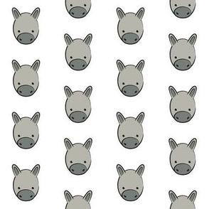 Donkey Pattern