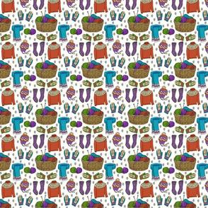 hygge bright knits 4x4
