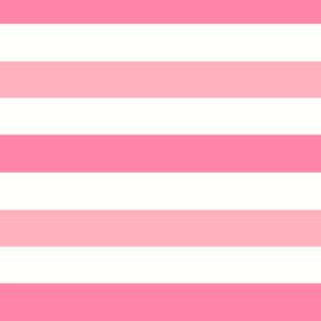 Pei Pei Stripe Pinks