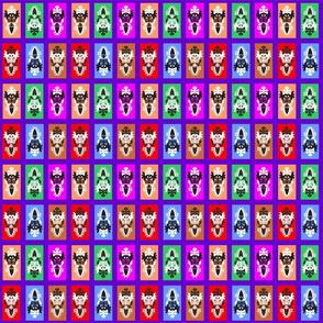 Bigman purple