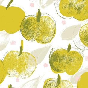 Apple Pick M+M Apple by Friztin