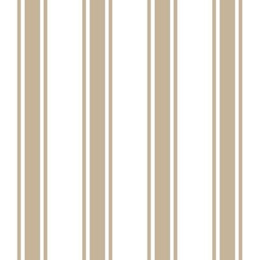 tan stripe farmhouse curtains large ticking wide