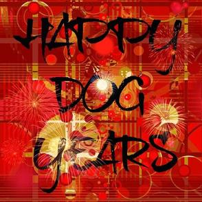 Happy Dog Years