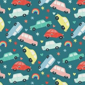 Cars & Rainbows
