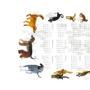 Calendar-2018 Finnish